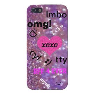 ¡OMG! caja del teléfono del iPhone 5 iPhone 5 Protector