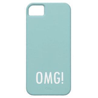 ¡OMG! Caja del teléfono Funda Para iPhone SE/5/5s