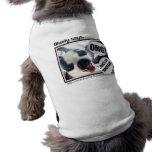 ¡OMG! Canino Playera Sin Mangas Para Perro