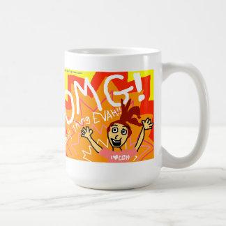 OMG CGM Mug
