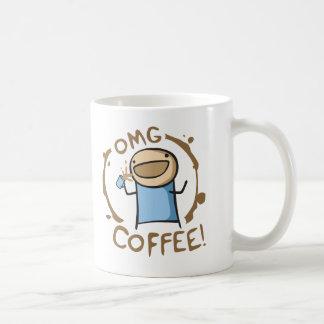 OMG Coffee Coffee Mug