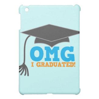 OMG congratuations I graduated! Cover For The iPad Mini