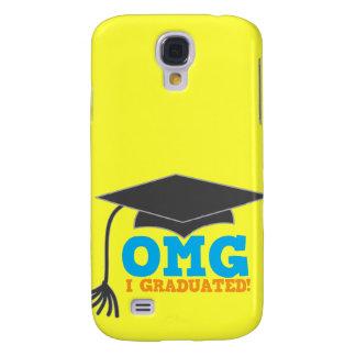 OMG congratuations I graduated! Galaxy S4 Case