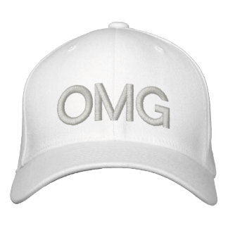 OMG - Customizable Cap at eZaZZleMan.com
