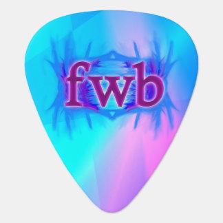 OMG! fwb Guitar Pick