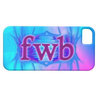 OMG! fwb iPhone SE/5/5s Case