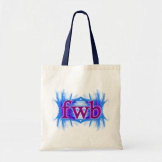 OMG! fwb Tote Bag