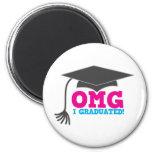 OMG I graduado Imán Para Frigorífico