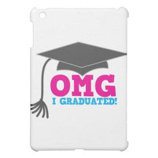 OMG I graduated iPad Mini Cover