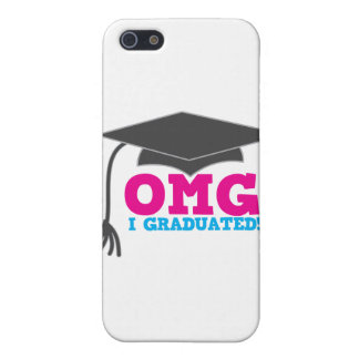 OMG I graduated iPhone SE/5/5s Case