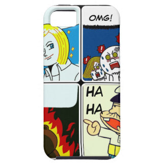 omg iPhone SE/5/5s case