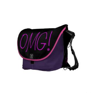 ¡OMG! La bolsa de mensajero del carrito Bolsas De Mensajería