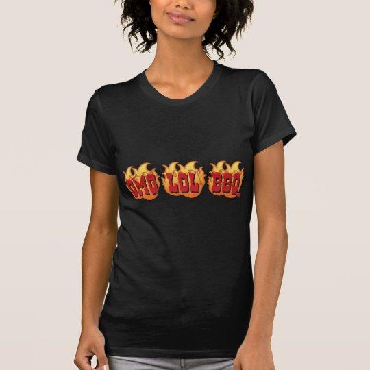 OMG LOL BBQ T-Shirt
