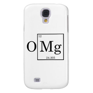 OMG - Magnesium - Mg - periodic table Galaxy S4 Case