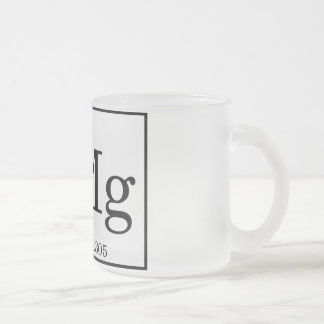 OMG Magnesium Science Chemistry Coffee Mugs