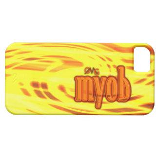 OMG! myob iPhone SE/5/5s Case