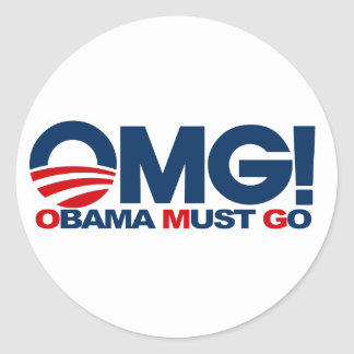 ¡OMG! Obama debe ir Etiqueta Redonda