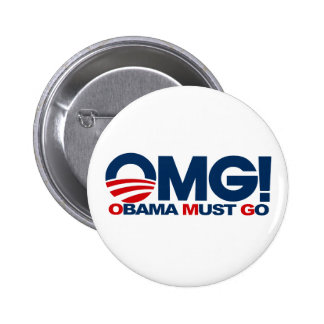 ¡OMG! Obama debe ir Pin