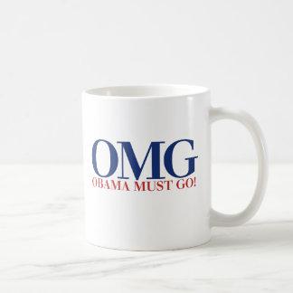 OMG Obama debe IR Tazas De Café