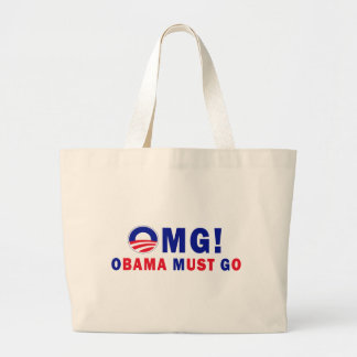 OMG! Obama Must Go! Bags