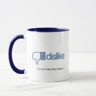 OMG! Obama Must Go! Dislike Coffee Mug