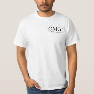 OMG  - Obama Must Go T-Shirt