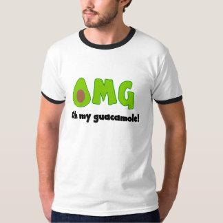 OMG oh mi Guacamole - camisetas divertido de la