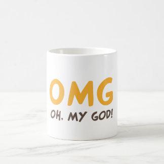 OMG - Oh my god! Coffee Mug