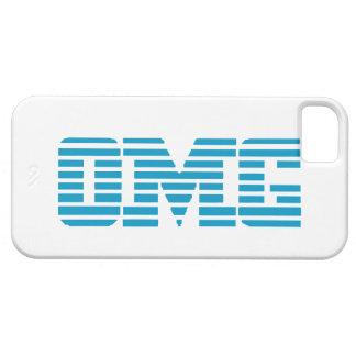 OMG Oh My God Parody Logo iPhone SE/5/5s Case