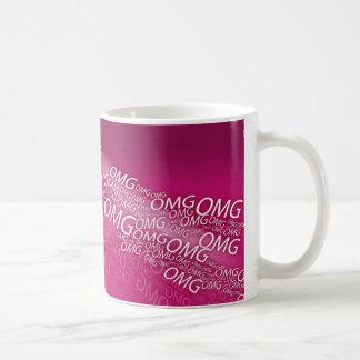 OMG-OMG COFFEE MUGS