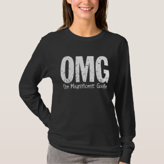 OMG: One Magnificent Goalie (Hockey) T-Shirt