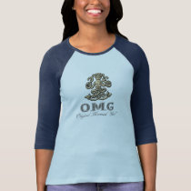 OMG: Original Mermaid Girl T-Shirt
