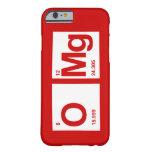 OMg PERIODIC iPhone 6 Case