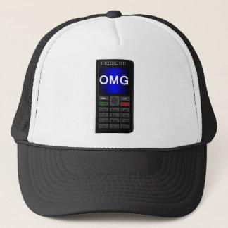 OMG Phone Trucker Hat