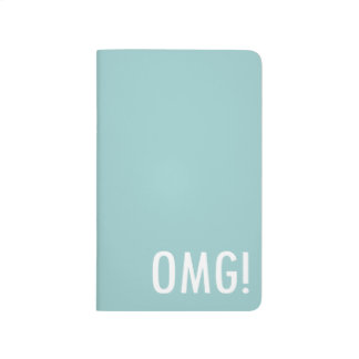 OMG Pocket Journal