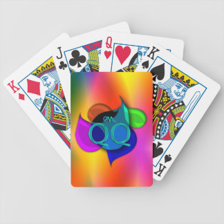 OMG! qq Bicycle Playing Cards