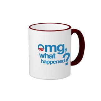Omg qué sucedió tazas