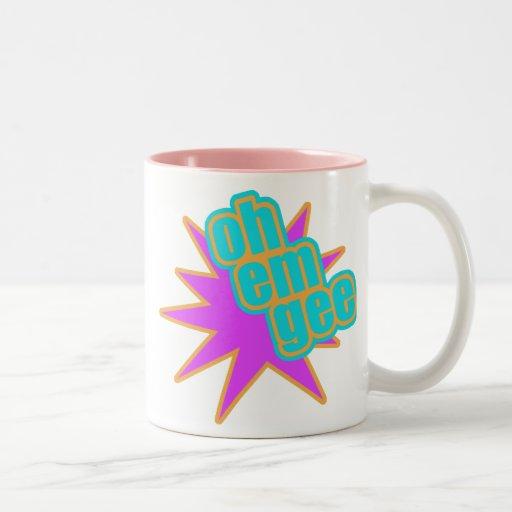 OMG Retro Mug