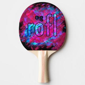 ¡OMG! rofl Pala De Ping Pong