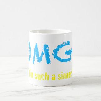 OMG Sinner Mug