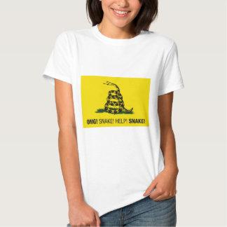 OMG! Snake! T-shirt