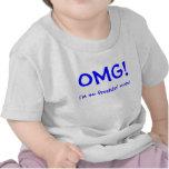 ¡OMG!  ¡Soy tan freakin lindo! Camisetas