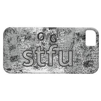 OMG! stfu iPhone SE/5/5s Case