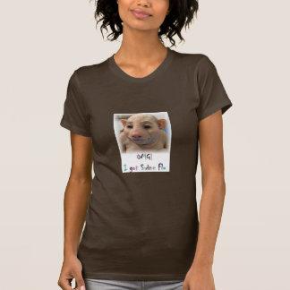OMG Swine Flu T-Shirt