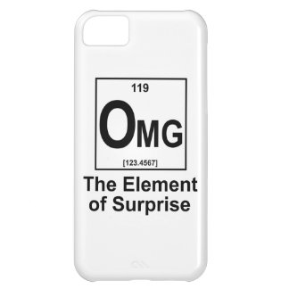 OMG The Element os Surprise Case For iPhone 5C