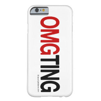 OMG TING BARELY THERE iPhone 6 CASE