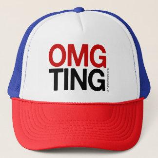 OMG TING TRUCKER HAT