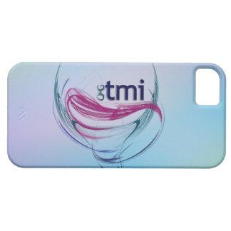 OMG! tmi iPhone SE/5/5s Case