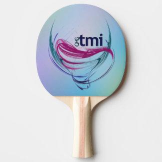 OMG! tmi Ping-Pong Paddle