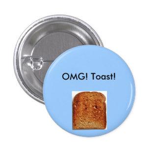 OMG! Toast! Button